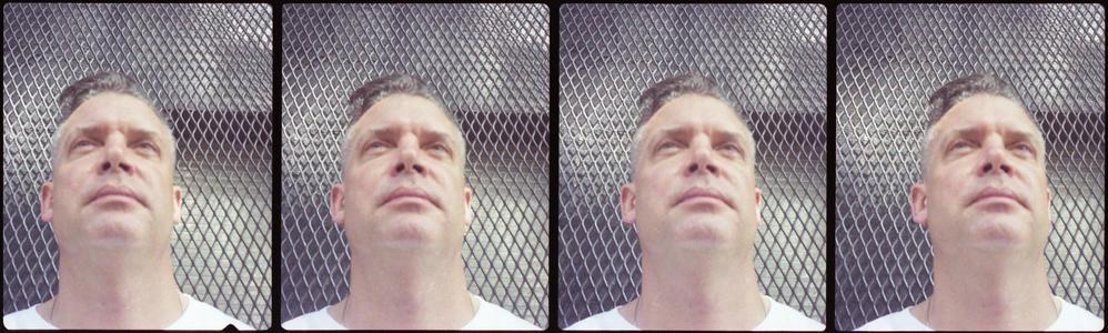 John Stanier 3D portrait